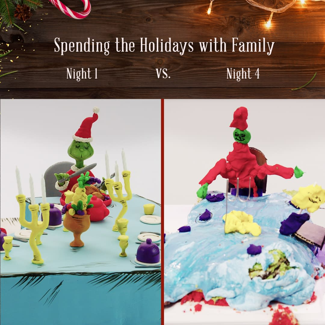 """""""Nailed It! Holiday!"""" Season 2: A Twisted Holiday Gift That Keeps on Giving [SPOILER REVIEW]"""