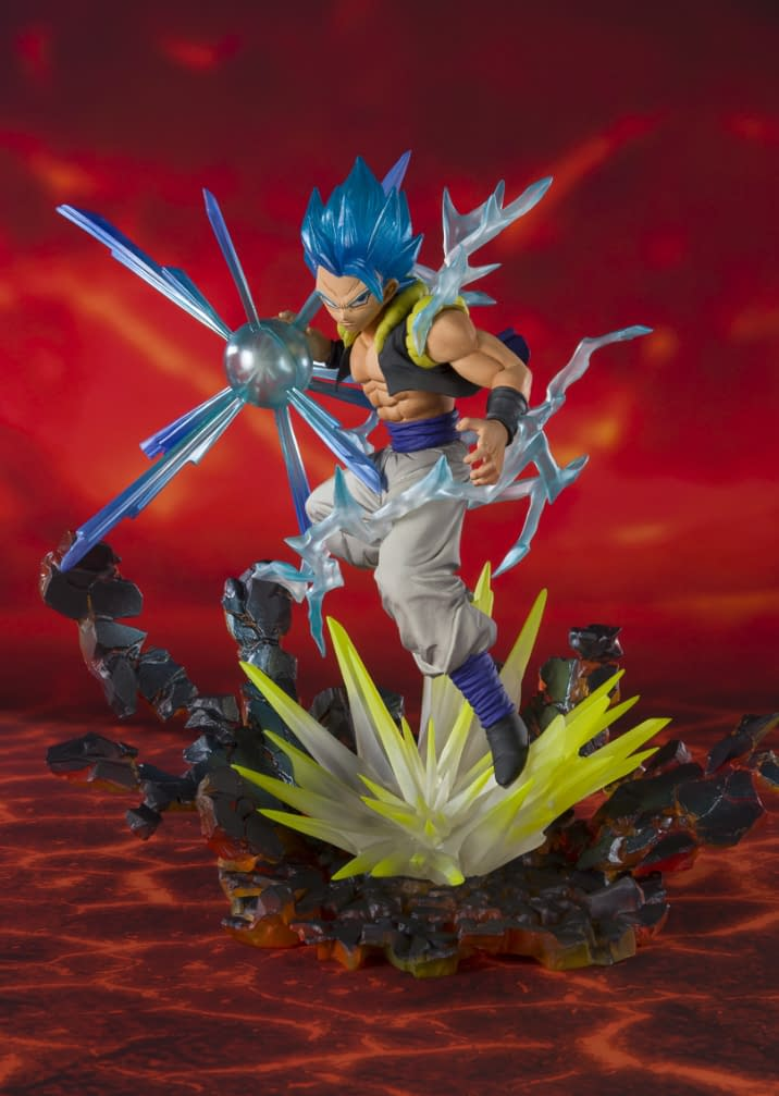 Exclusive Dragon Ball World Adventures Figures Now Available