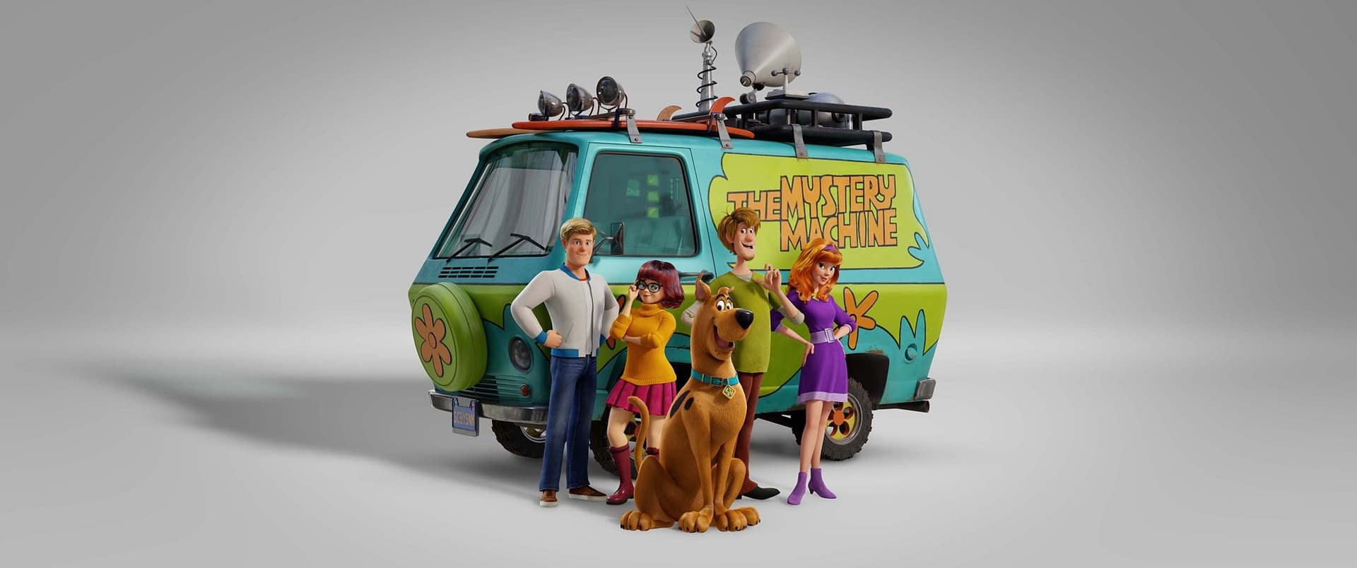 """""""Scoob"""": 4 New Images from the New Scooby-Doo Movie"""