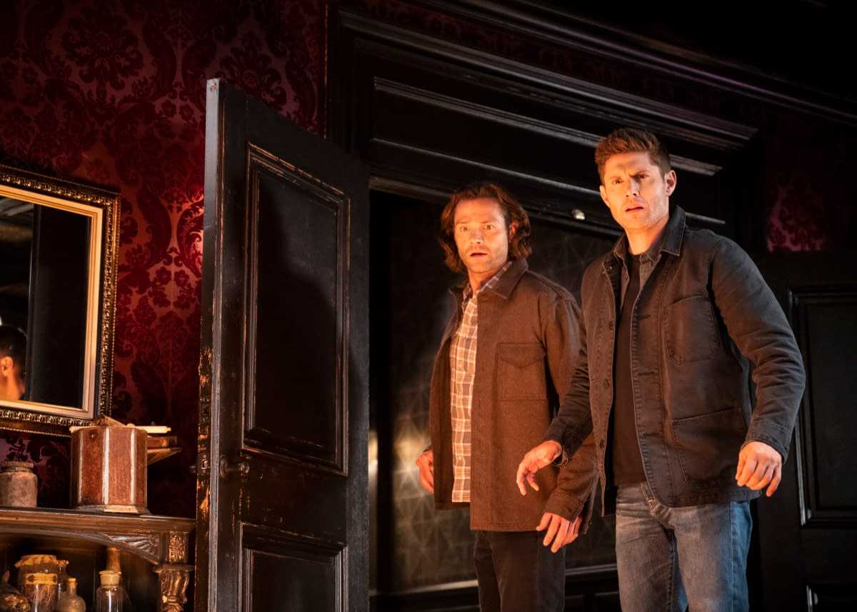 """""""Supernatural"""" Season 15 """"Golden Time"""": Castiel Clearly Has a Point to Make [PREVIEW]"""
