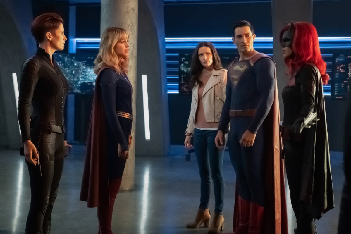 """""""Crisis on Infinite Earths: Part One"""" – The CW Releases Preview Images for Arrowverse Crossover Event"""