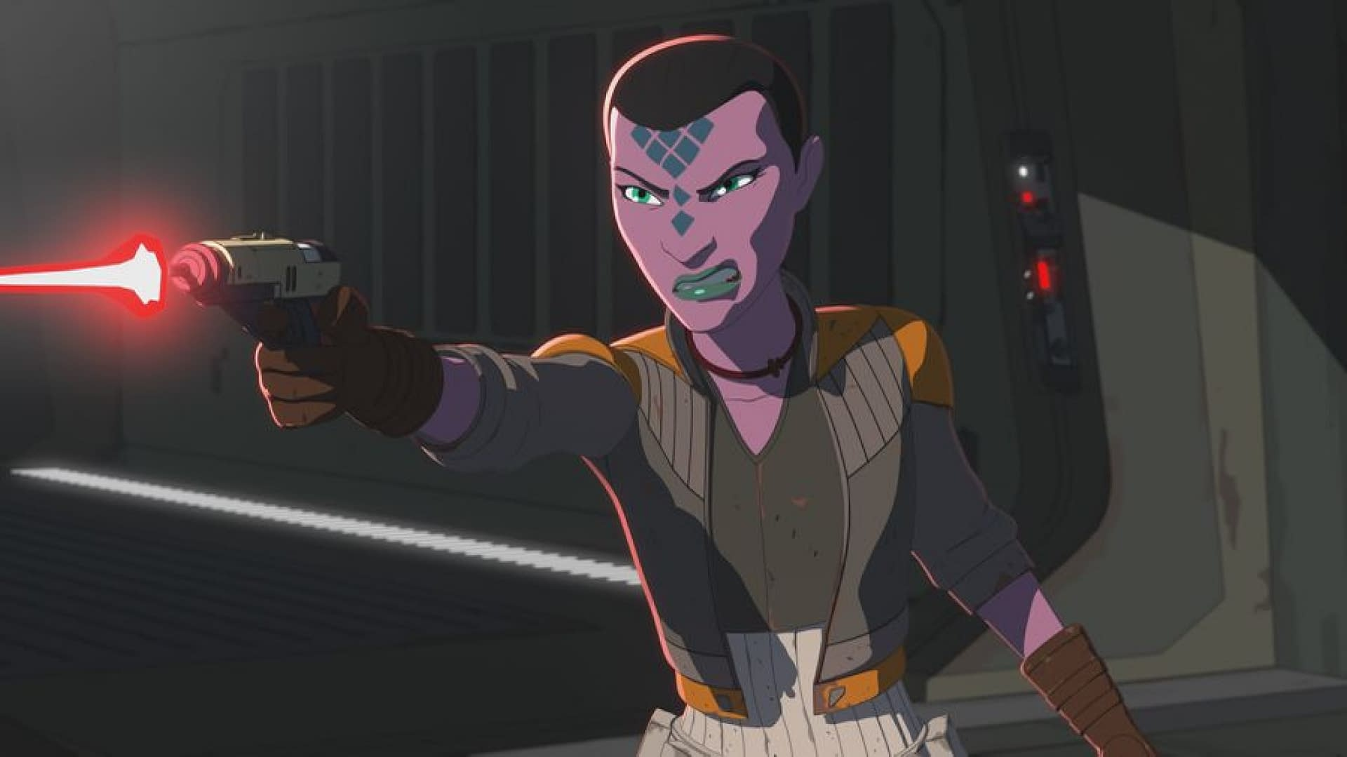 """Star Wars Resistance"" Season 2 ""The Engineer"" – A Damsel In Distress [PREVIEW]"