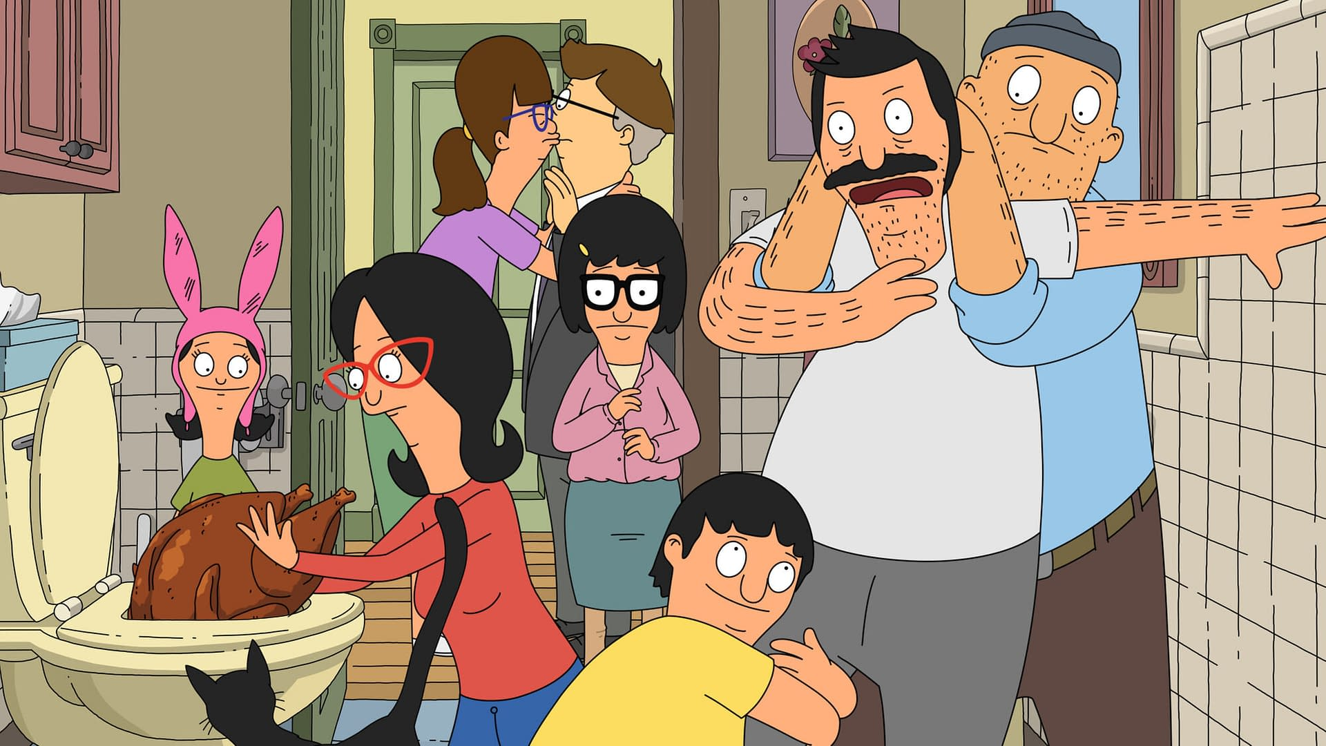 """""""Bob's Burgers"""": We Rank Our Thanksgiving Episode Visits with The Belchers"""