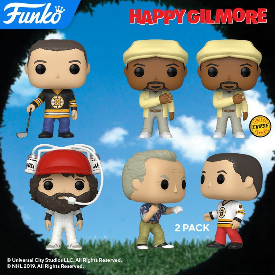 Adam Sandler Becomes Your Newest Collectibles with Funko Pops