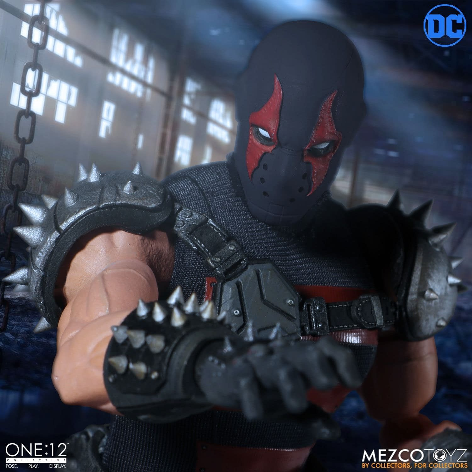 KGBeast has Arrived in Gotham with New Mezco Toys Figure