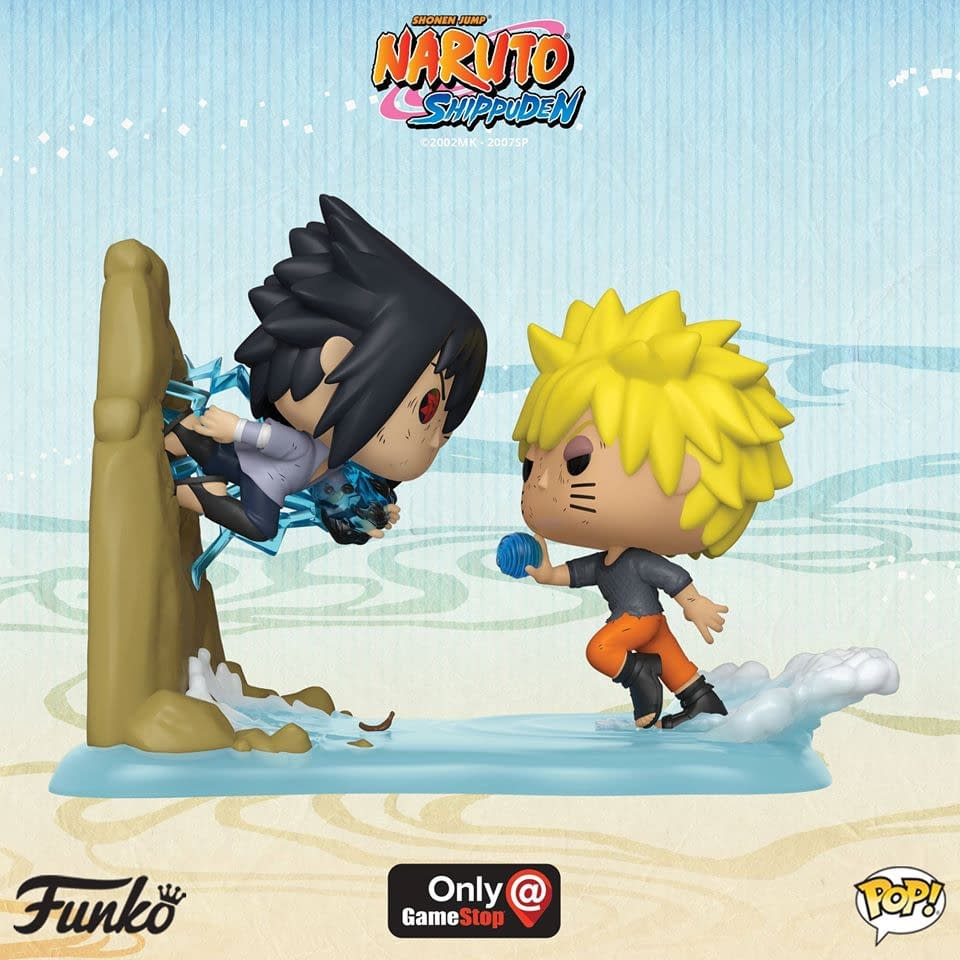 """Naruto"" Get New Wave of New Funko Pop You Better Believe It"