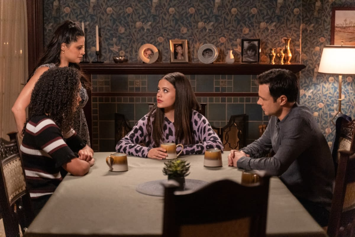 """""""Charmed"""" Season 2: """"The Rules of Engagement"""" Has Deadly """"Fine Print"""" for Maggie, Parker [PREVIEW]"""