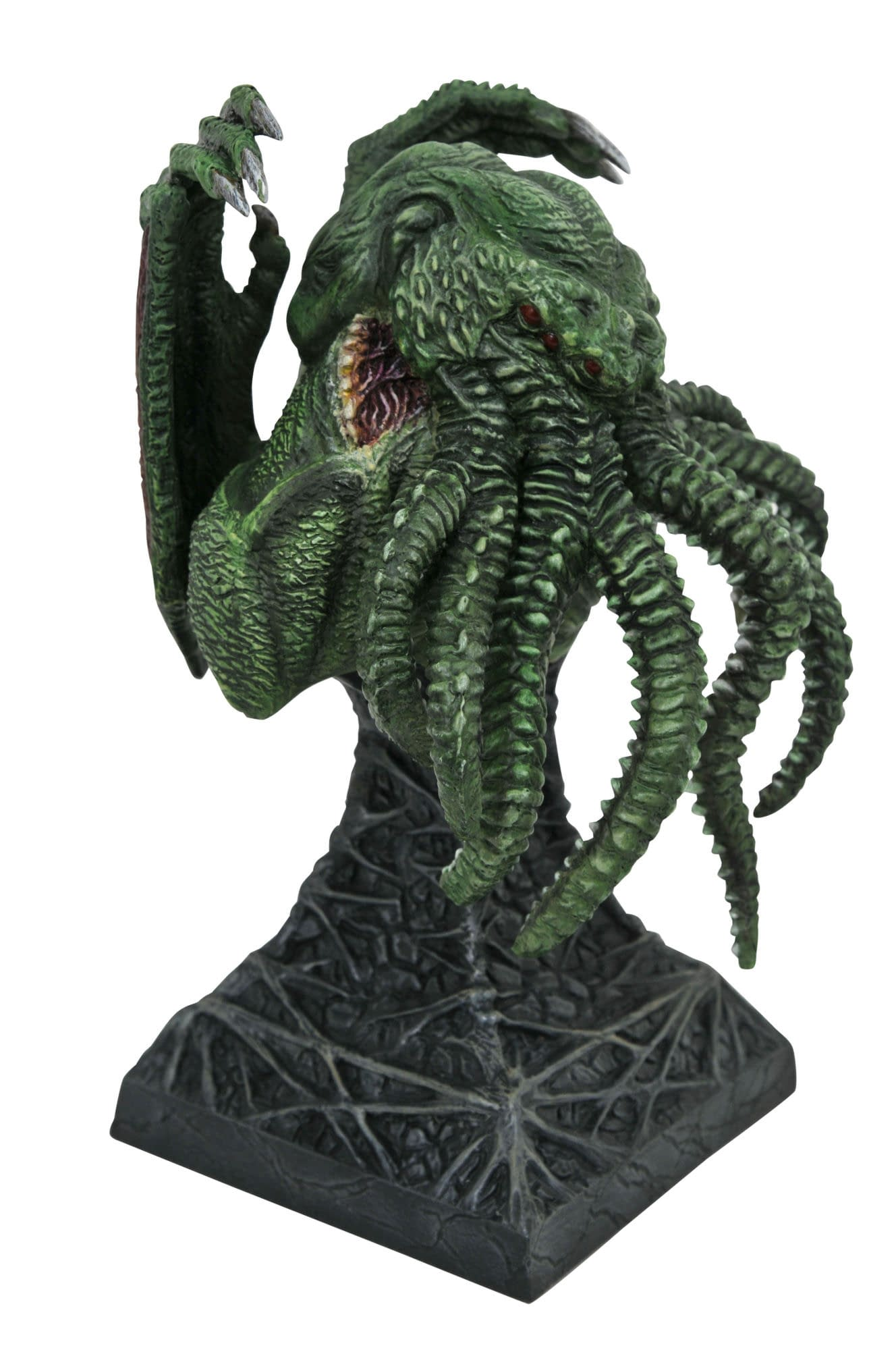 Cthulhu and Pennywise Come From the Depths with Diamond Gallery