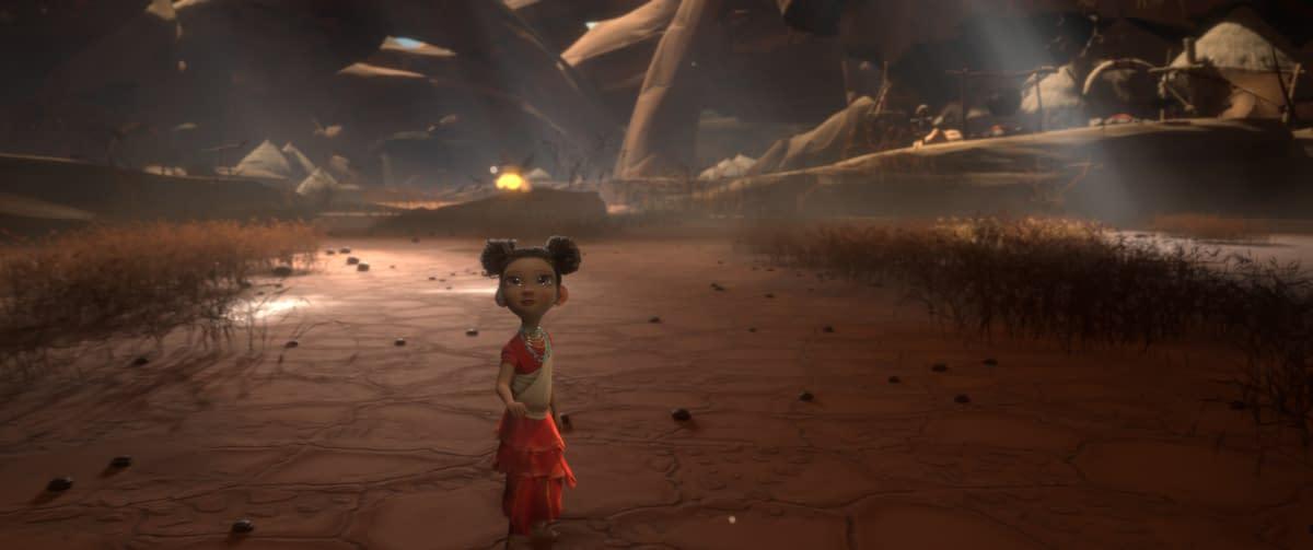 """Star Trek: Short Treks"" Releases ""Ephraim and Dot"", ""The Girl Who Made the Stars"" Trailers & Preview Images"