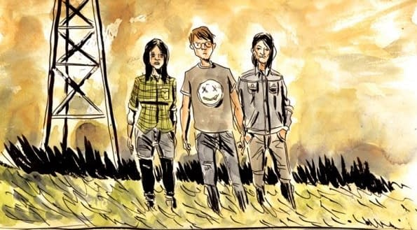 Jeff Lemire's Royal City Collection to Get Another Twenty Pages of Story