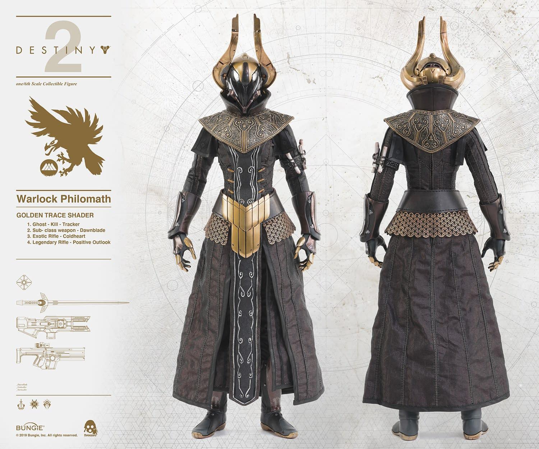 Destiny 2 ThreeZero Figures Pre-Orders Finally Go Live