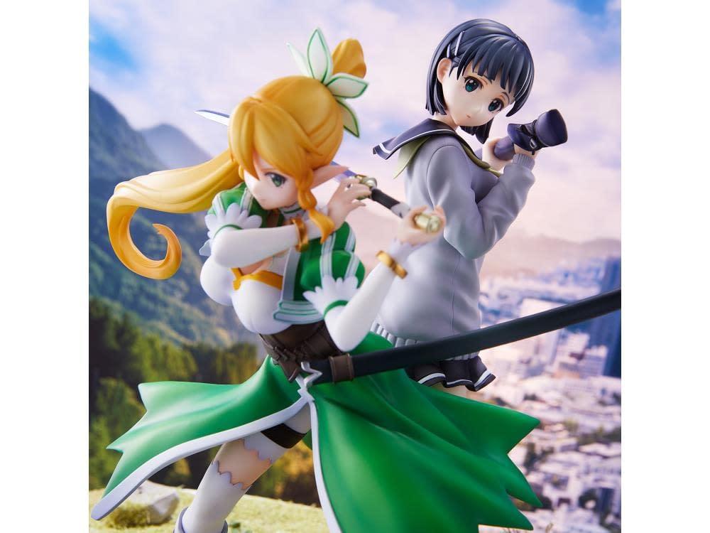 """Sword Art Online"" Returns to ALfheim with New Leafa Statue"
