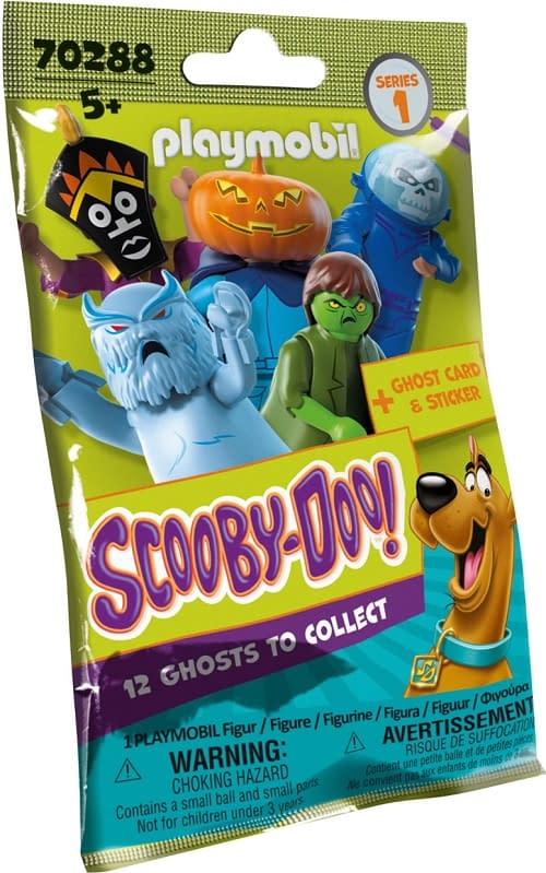 Scooby-Doo Playsets Coming Soon From Playmobil