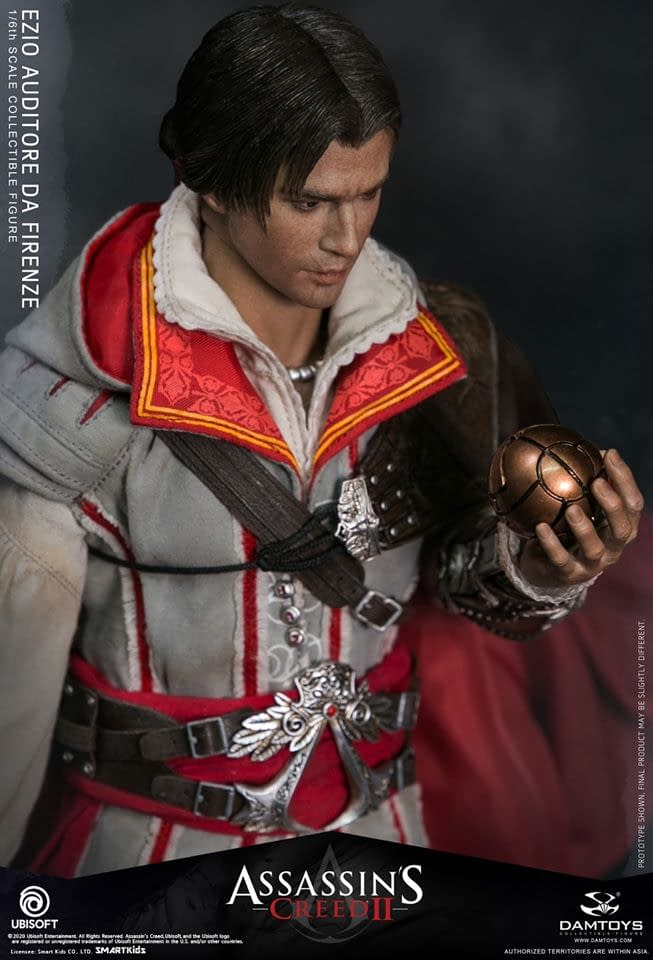 """""""Assassin's Creed II"""" is Back As Ezio Returns Once Again"""