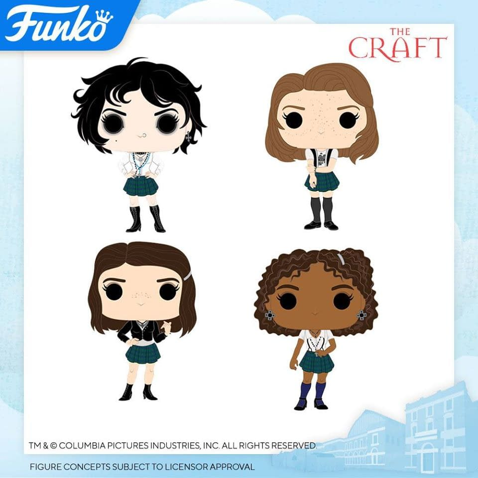 Funko London Toy Fair Reveals- American Psycho, Craft and Killer Clowns