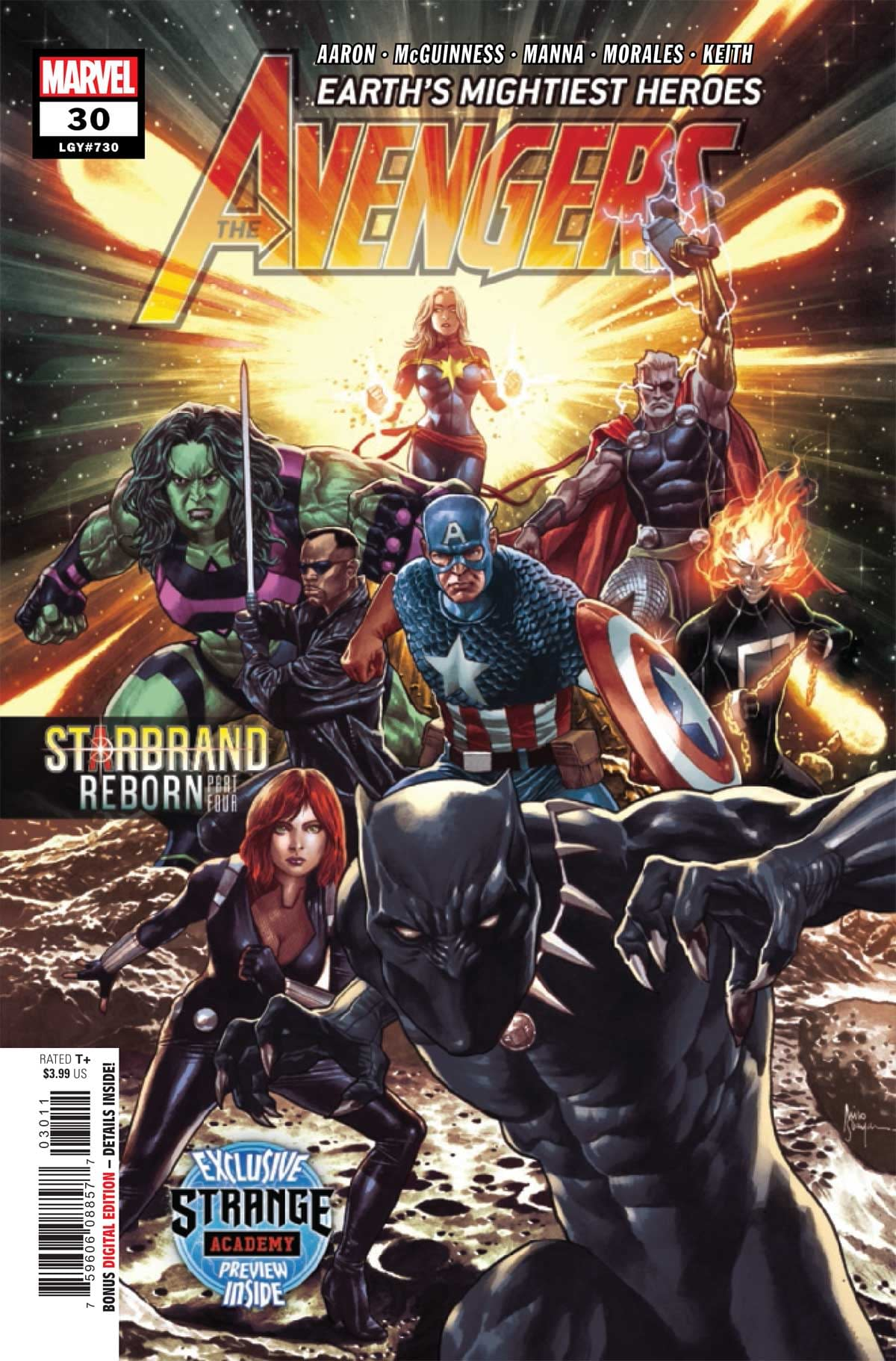 """REVIEW: Avengers #30 -- """"Super On Spectacle And Scant On Sense"""""""