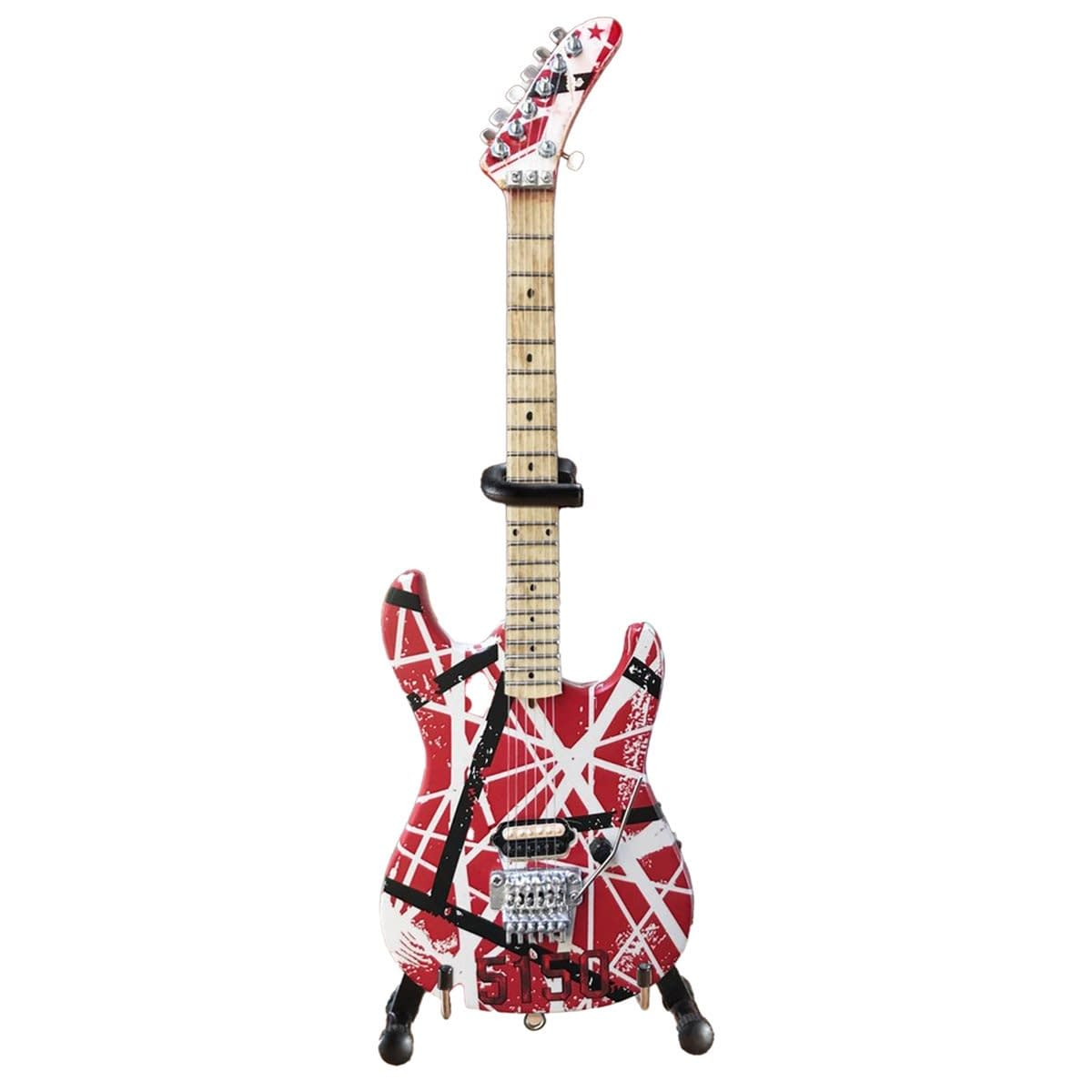 Classic Rock Becomes Collectible with Mini Guitars From Axe Haven