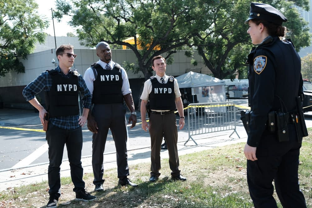 """Brooklyn Nine-Nine"" Season 7 Filled with More Shenanigoogles, Rumblin-n-Tumblin & Crime-Crackin' [VIDEO]"