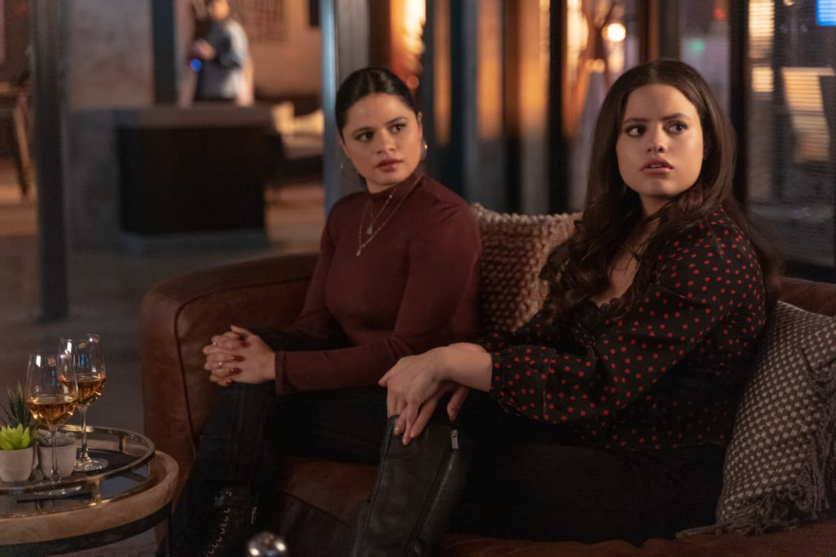 """""""Charmed"""" Season 2 """"Curse Words"""": The Trouble with Harry and Macy [PREVIEW]"""