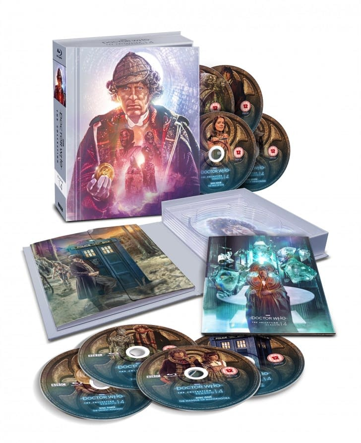 """Doctor Who"" Season 14 Blu-Ray Boxset Unleashes… The Home Assistants of Death?!? [TRAILER]"