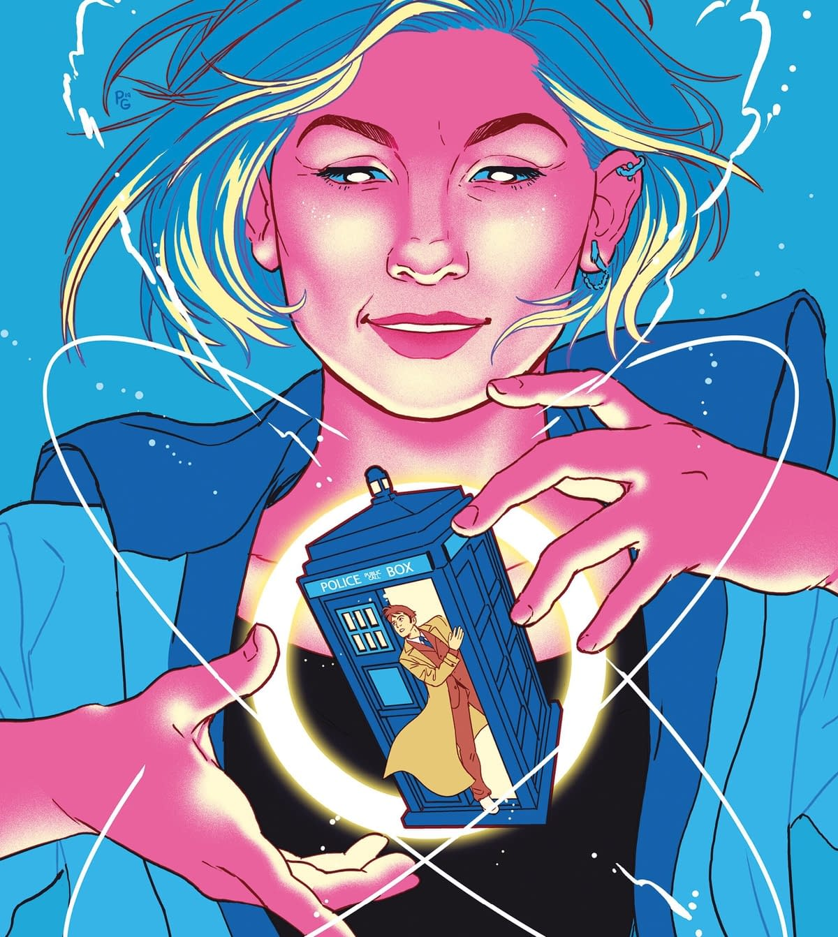 """REVIEW: Doctor Who The Thirteenth Doctor Season Two #1 -- """"The Tenth And Thirteenth Doctors Never Interact In The Pages Of This Issue""""REVIEW: Doctor Who The Thirteenth Doctor Season Two #1 -- """"The Tenth And Thirteenth Doctors Never Interact In The Pages Of This Issue"""""""