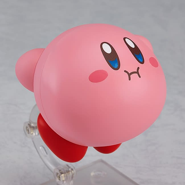 Kirby is Ready to Eat Your Wallet with New and Re-Release Nendoroids