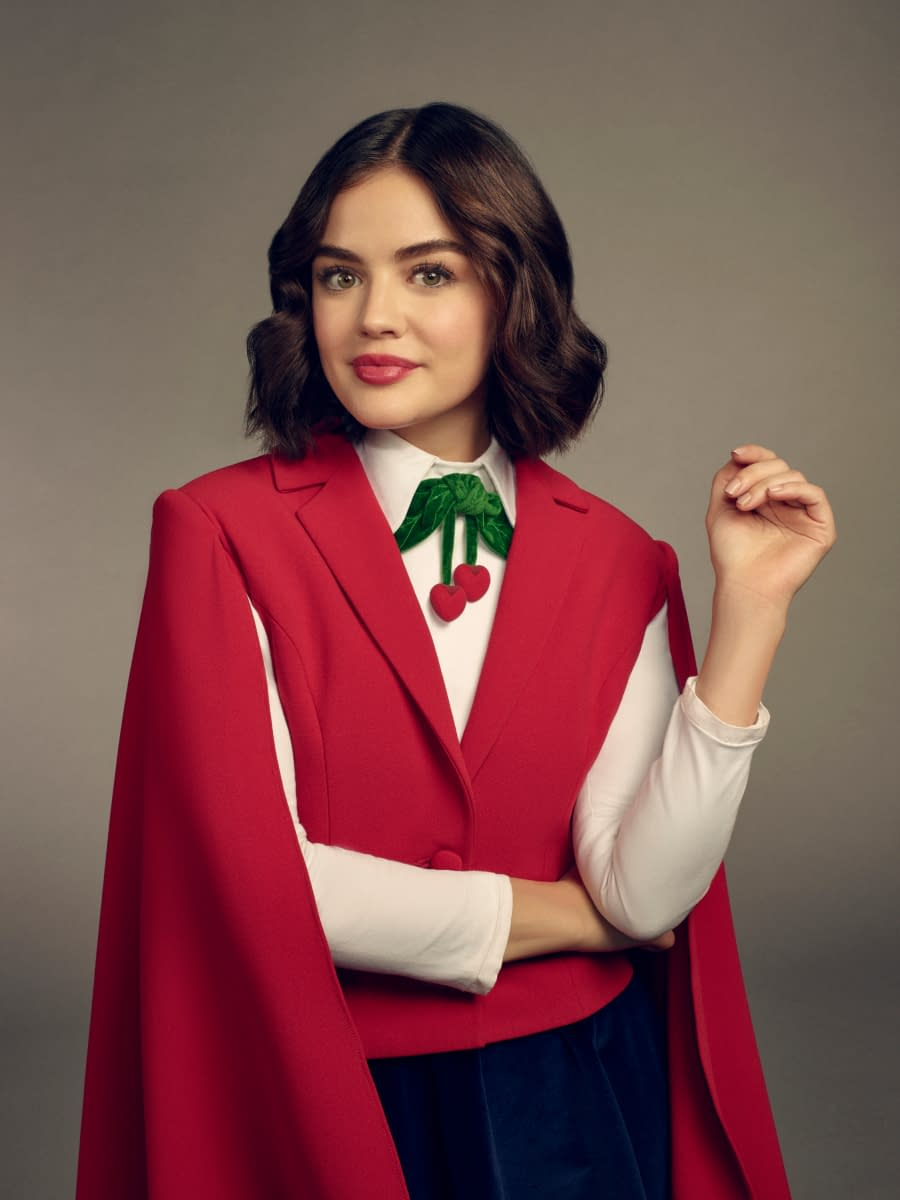 """""""Katy Keene"""": The CW's New Posters & Character Profile Images Are Too Dreamy!"""