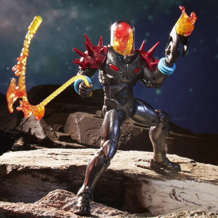 Marvel Legends Cosmic Ghost Rider and Squirrel Girl Available Now