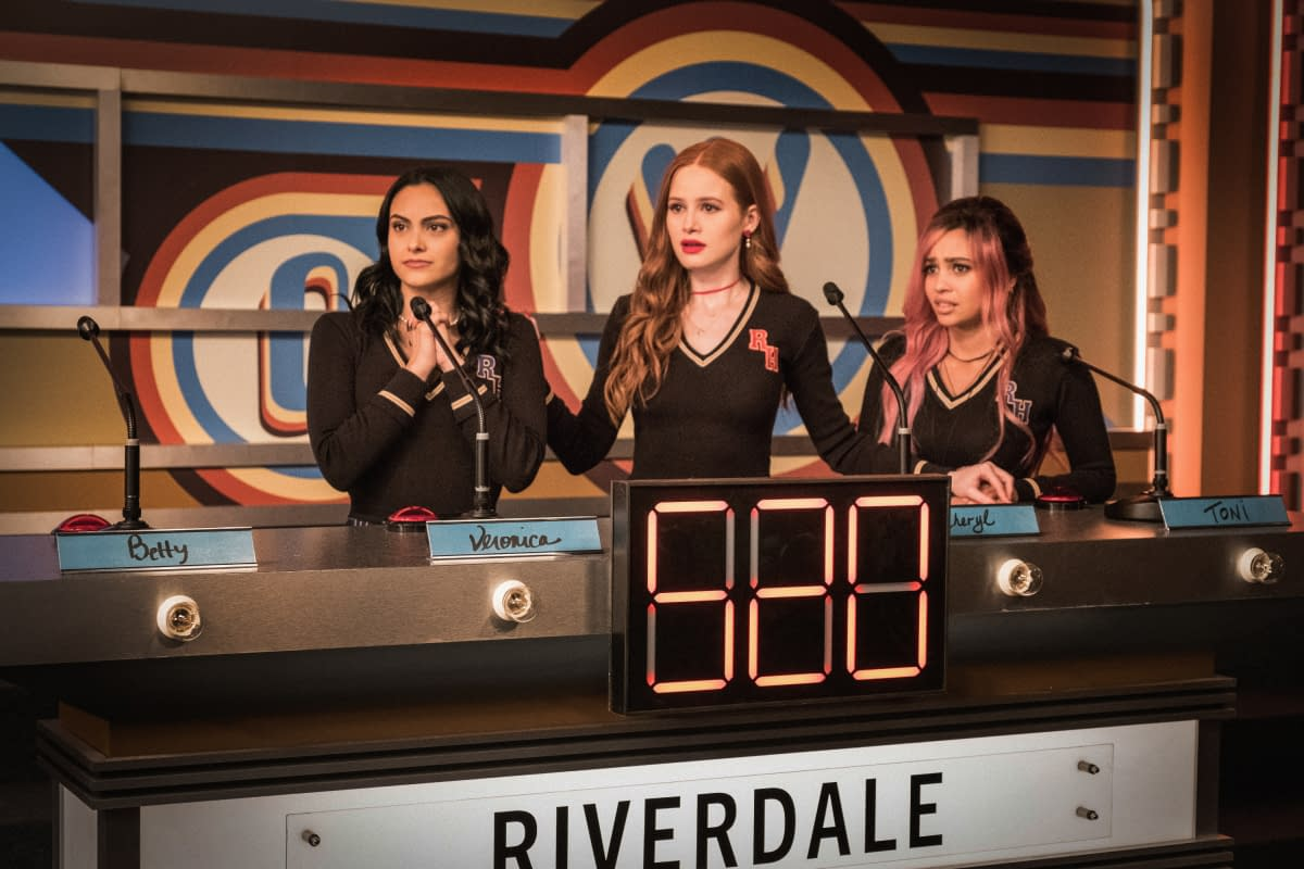 """""""Riverdale"""" Season 4 """"Chapter Sixty-Eight: Quiz Show"""": Let's Get Quizzical! Quizzical! Betty Wants to Get Quizzical! [PREVIEW]"""