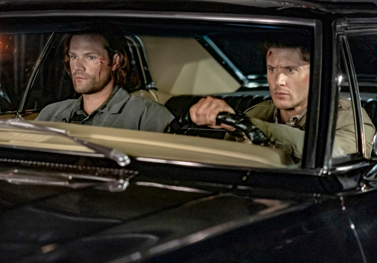 """""""Supernatural"""": Andrew Dabb Confirms Last Ep """"For Awhile""""; More Details"""