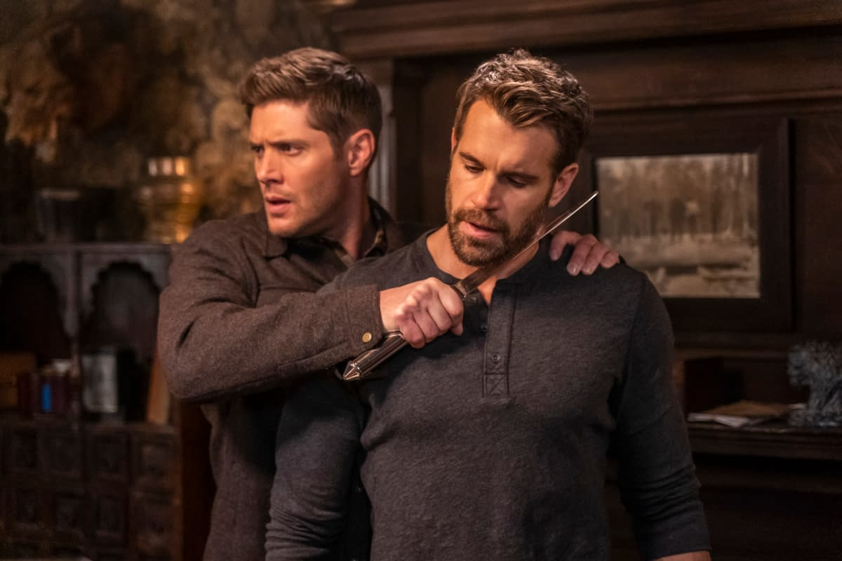 """""""Supernatural"""" Season 15 """"The Gamblers"""": If They Can't Change Their Luck, Sam & Dean Are D.O.A. [PREVIEW]"""
