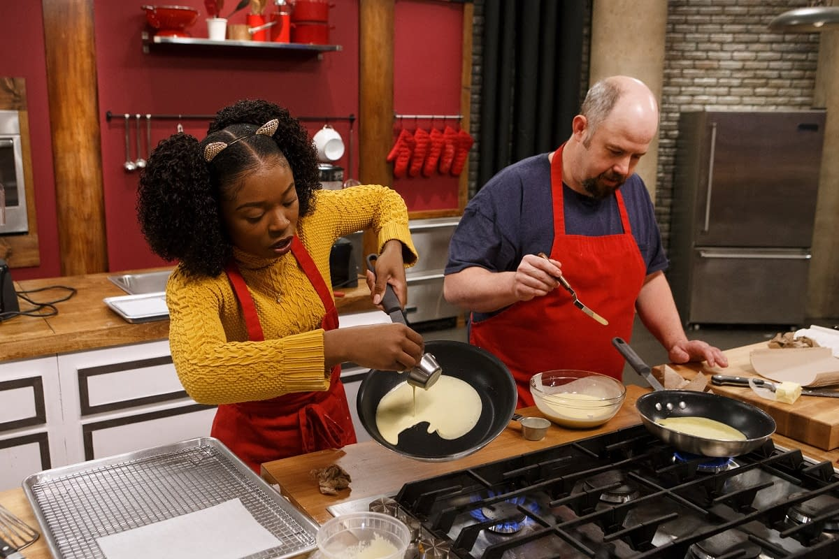 """""""Worst Cooks in America"""" Episode 4 """"Simple Yet Sophisticated"""": Can a Cooking Comp Cause PTSD? [SPOILER REVIEW]"""