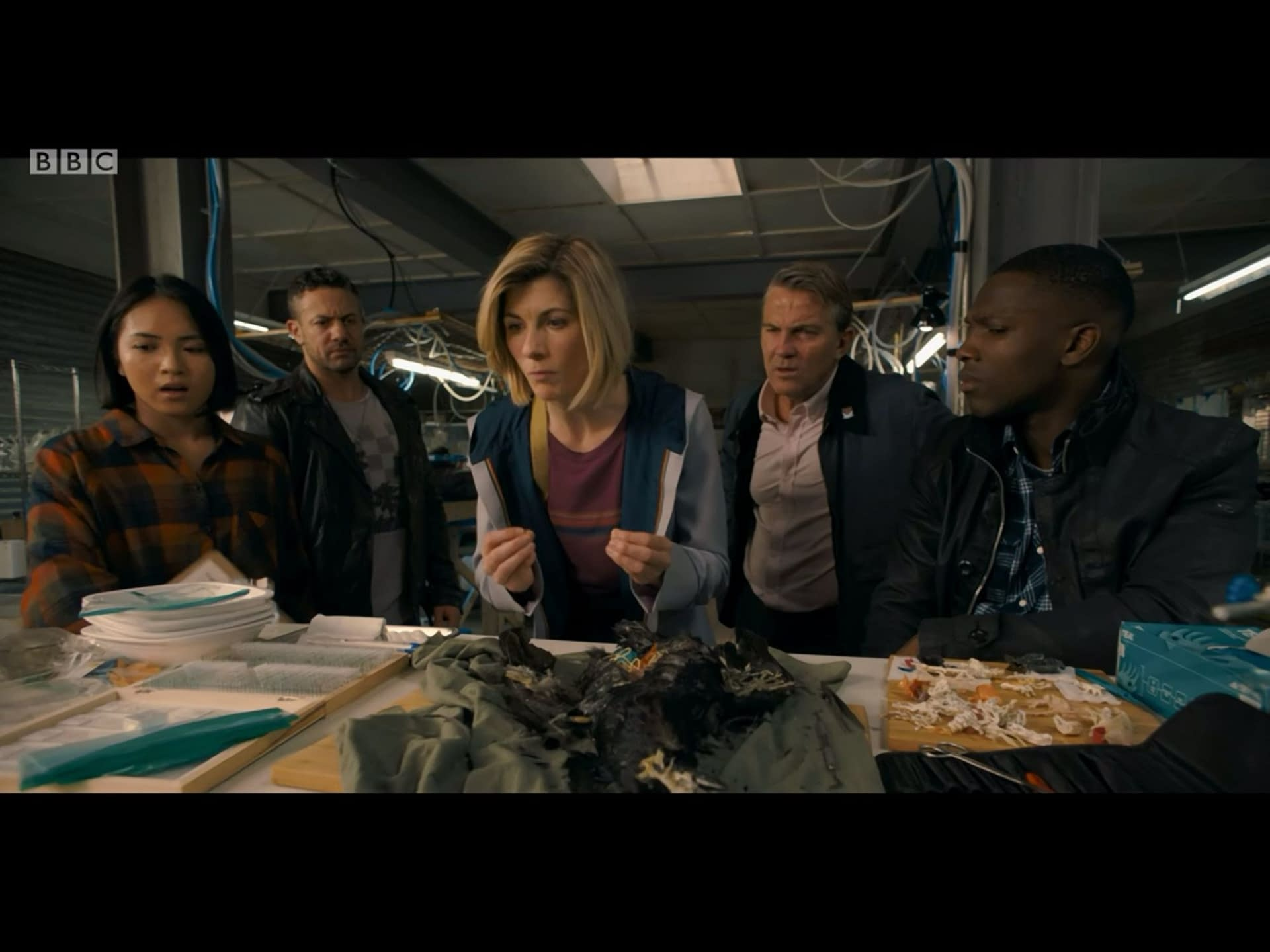Ten Thoughts About Doctor Who – Praxeus… or Yazz And The Plastic Population