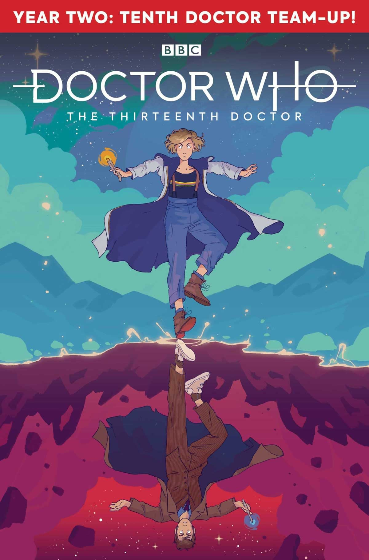 """REVIEW: Doctor Who The Thirteenth Doctor Season Two #2 -- """"A Decent Sized Dose Of Dr. Martha Jones"""""""