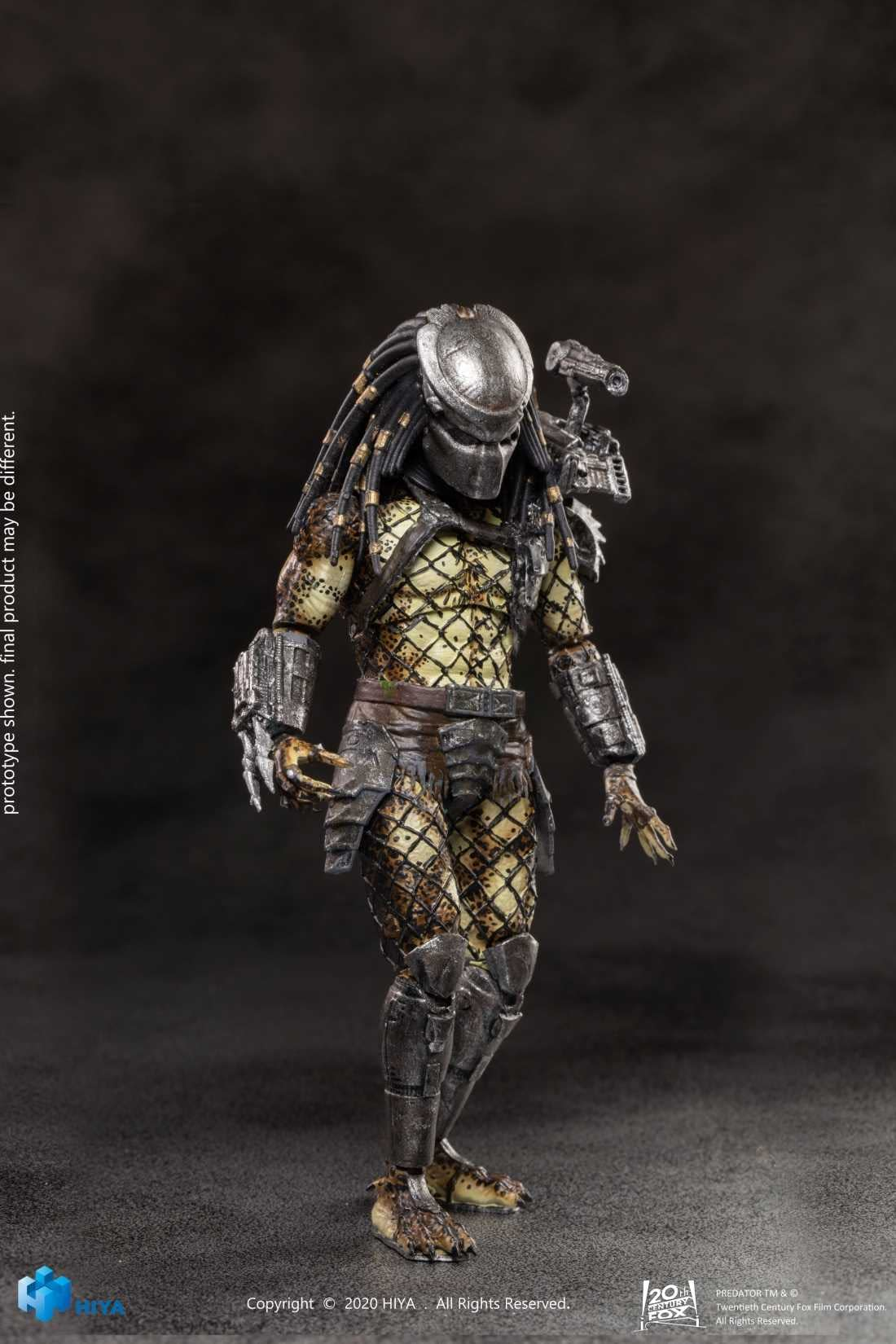 """RoboCop"" and ""Predators"" Get More Figures from Hiya Toys"