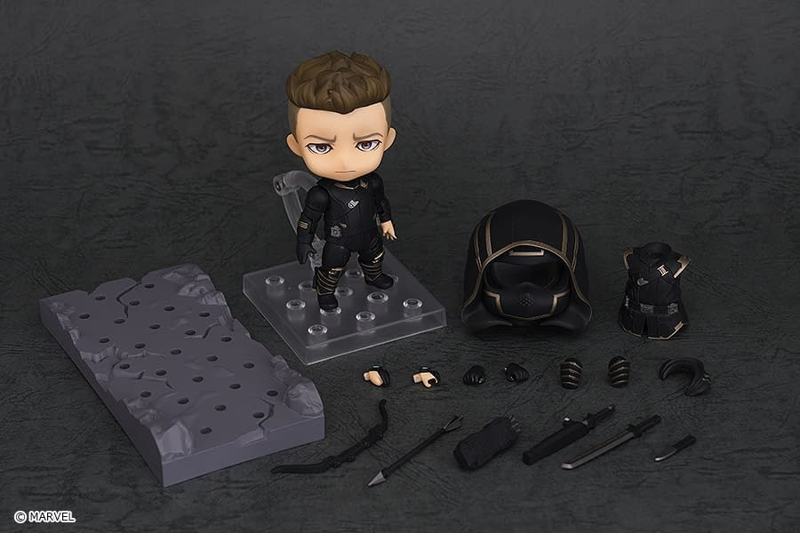 Hawkeye is on a New Path with Upcoming Nendoroid from Good Smile Company