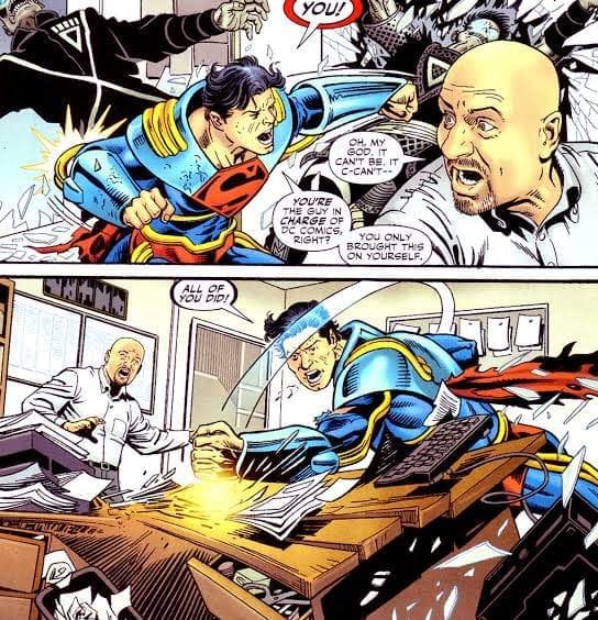 So Why Did Dan DiDio Leave DC Comics Anyway?