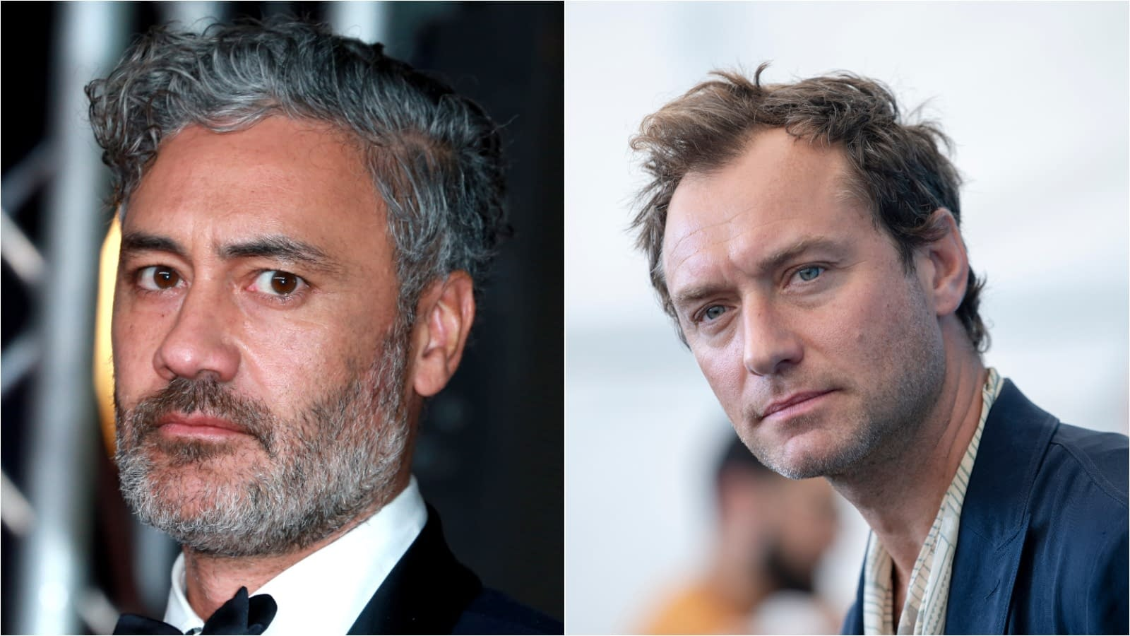 """""""The Auteur"""": Taika Waititi, Jude Law Eyeing Hollywood Satire Series for Showtime [REPORT]"""