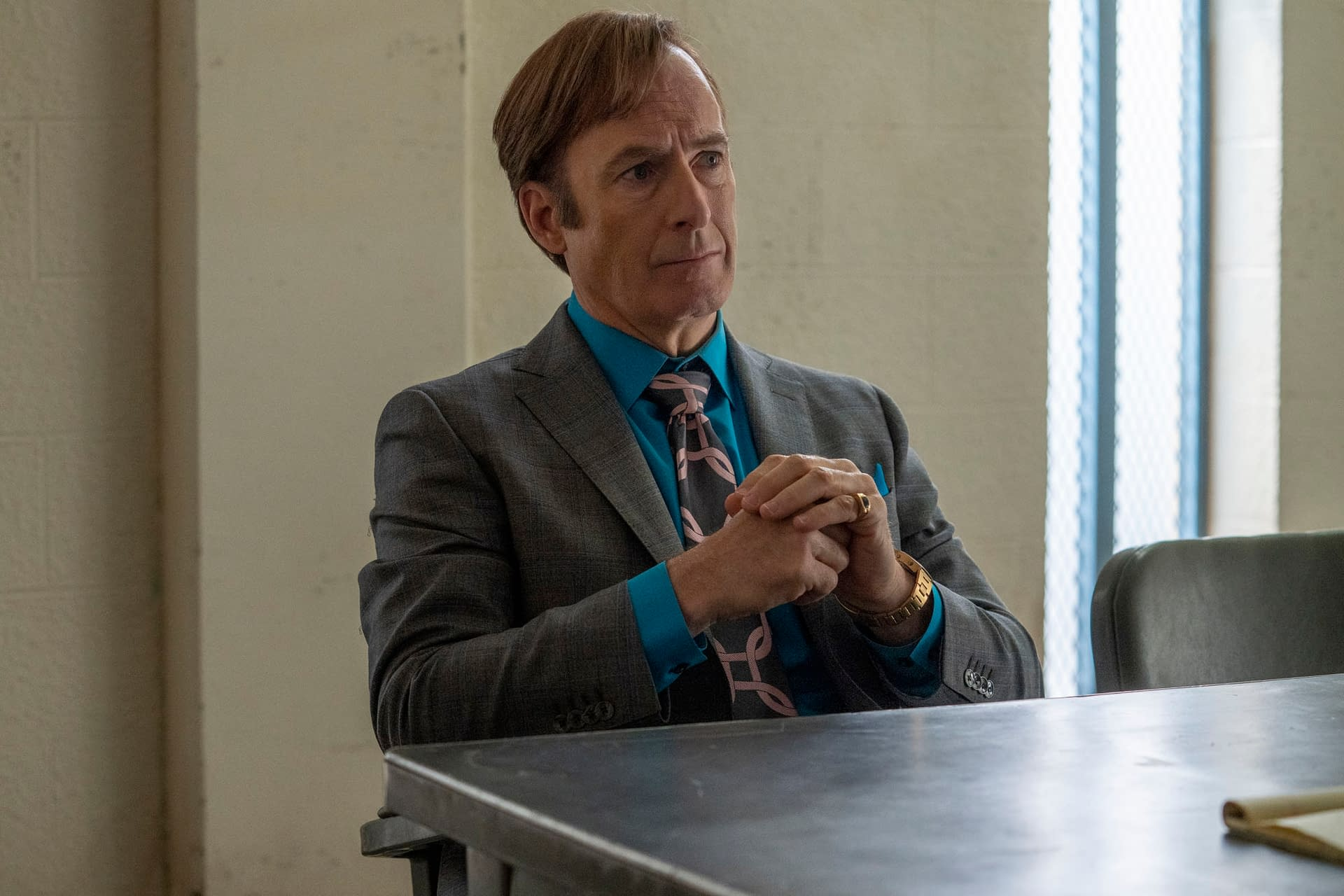 """""""Better Call Saul"""" Season 5 """"The Guy For This"""": DEA Agents Schrader & Gomez, At Your Service [PREVIEW]"""