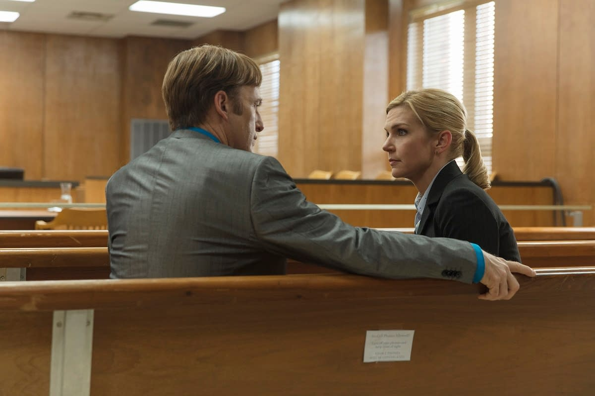"""""""Better Call Saul"""" Season 5: Jimmy Looks to Make """"Saul"""" Legal – Kim's Not So Sure [PREVIEW]"""