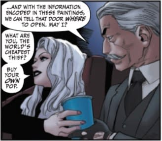 """Since When do People from Queens Call Soda """"Pop?"""" Today's Black Cat #9 [SPOILERS]"""