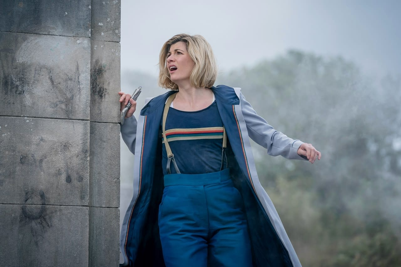 """""""Doctor Who"""" Series 12 """"Ascension of the Cybermen"""" Upgrades with New Preview Images"""