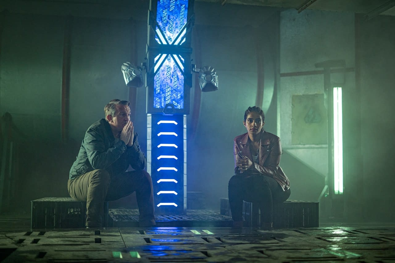 """""""Doctor Who"""" Series 12 """"The Timeless Children"""": Lies Exposed, Truths Revealed in New Preview Images"""