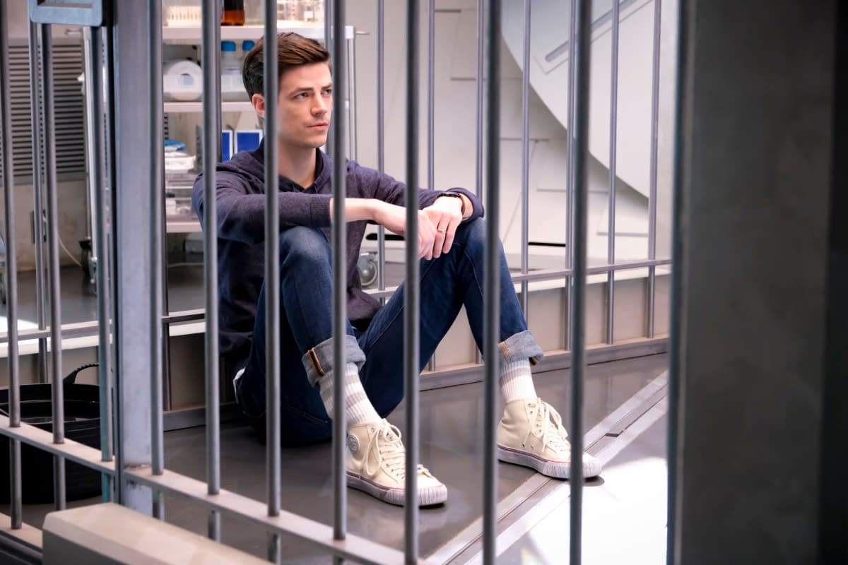 """""""The Flash"""" Season 6 """"Grodd Friended Me"""": Barry's Still Suffering from Post-""""Crisis"""" Fallout [PREVIEW]"""