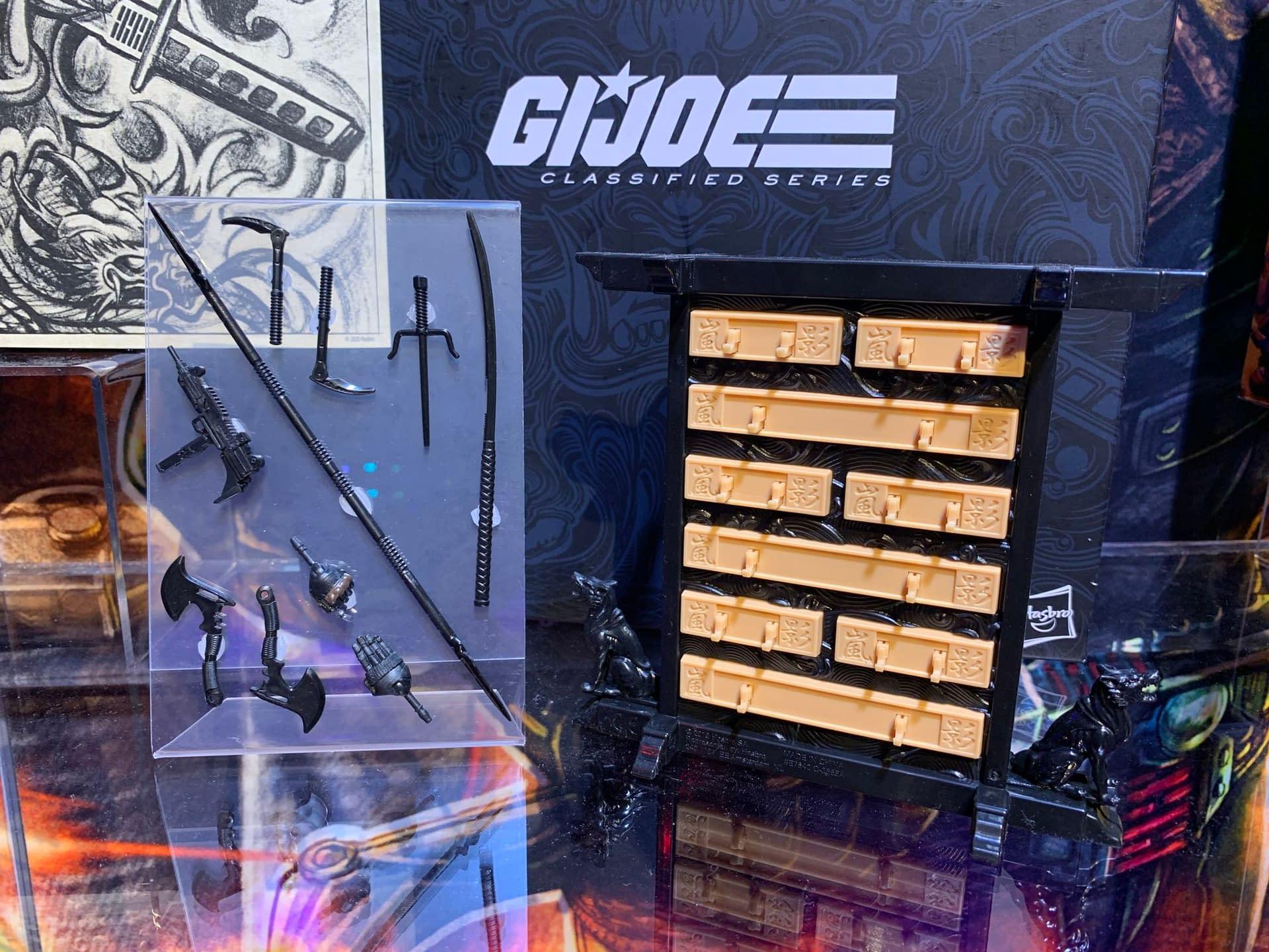 Hasbro New York Toy Fair 2020 - G.I. Joe and Power Rangers