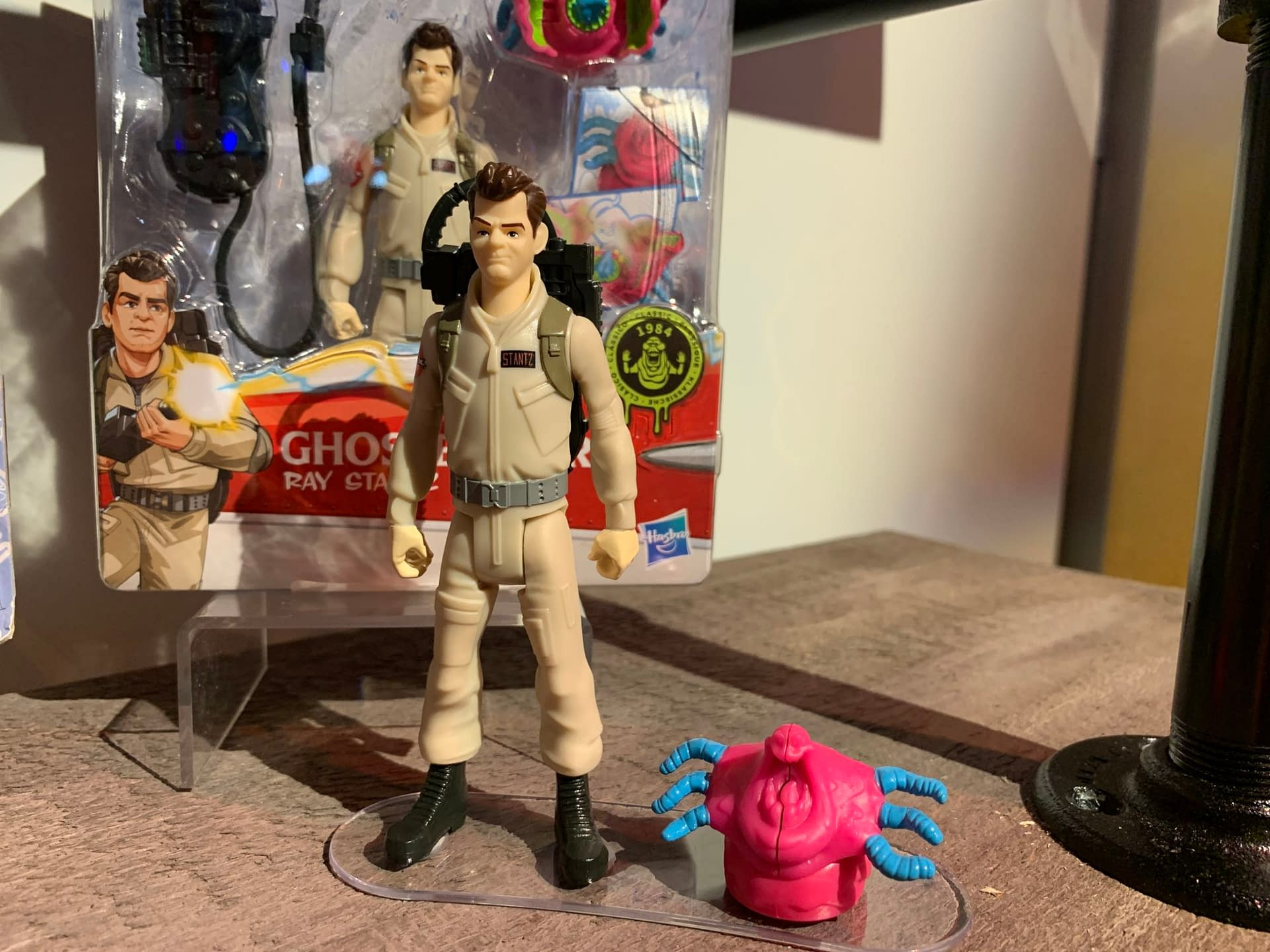 Hasbro New York Toy Fair 2020 - Ghostbuster Booth
