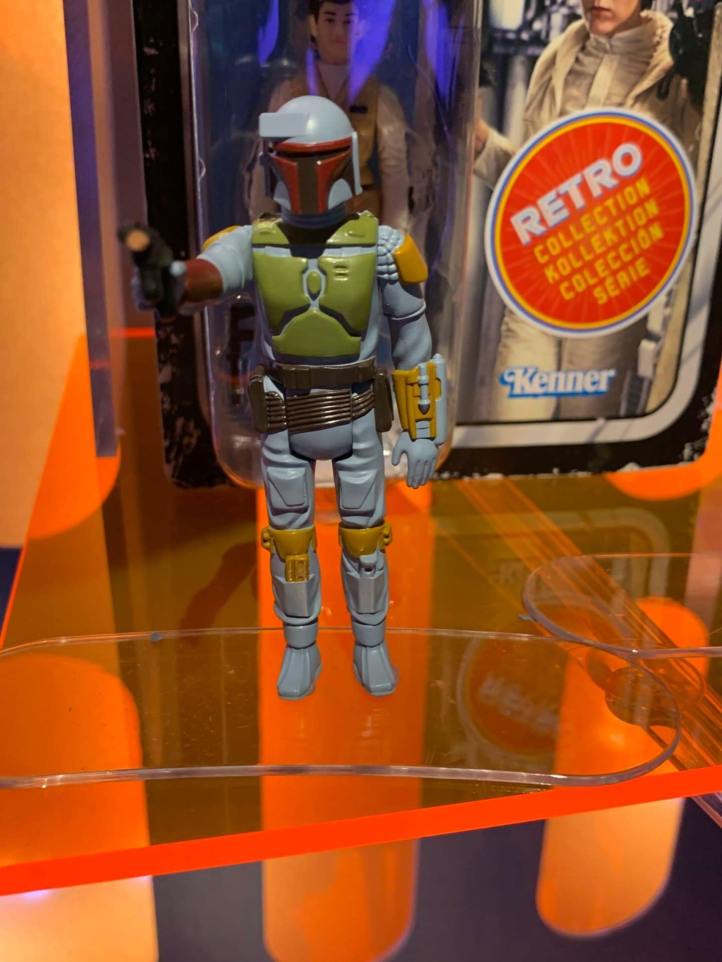 Hasbro New York Toy Fair 2020 - 38 Photos of Star Wars