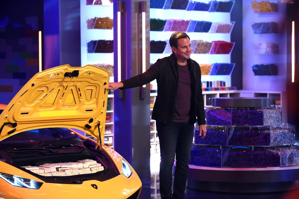 """""""LEGO Masters"""" Season 1: Let Will Arnett Walk You Through FOX's New Reality Competiton Series (Just Don't Go Barefoot – Those Bricks Are Killer on Your Feet) [VIDEO]"""