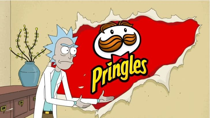 """""""Rick and Morty"""": Rick & Summer Trapped! Morty Missing! Let Pringles' World Domination Begin! [VIDEO]"""