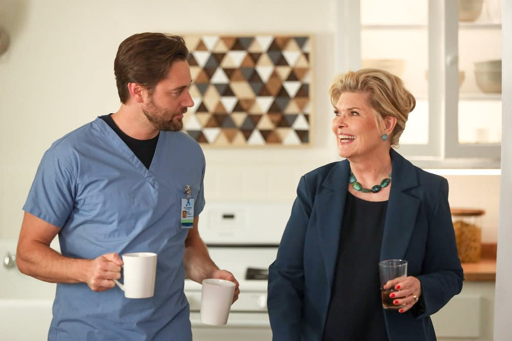 """""""New Amsterdam"""" Season 2 """"In the Graveyard"""": Change of Heart & Mind? [PREVIEW]"""